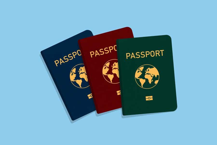Passport Vector Graphics