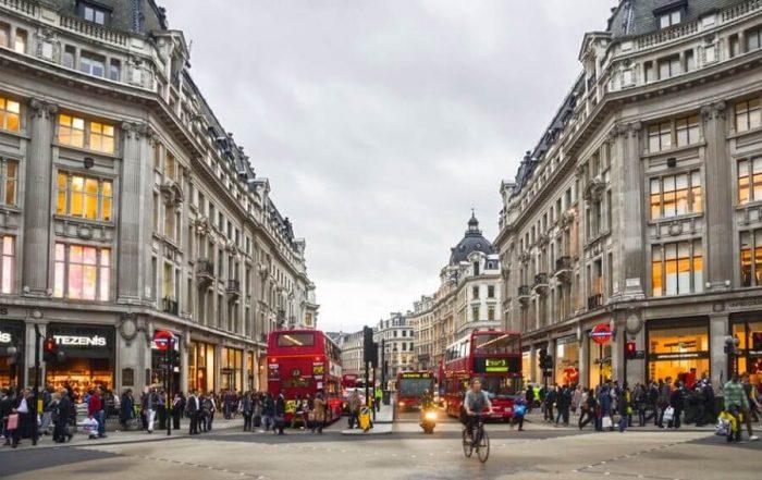 Birleşik Krallık Sokakları