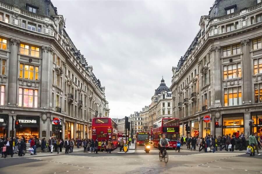 United Kingdom Streets