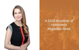 بولينا ريفزينا - خارطة طريق هجرة الاستثمار لعام 2020
