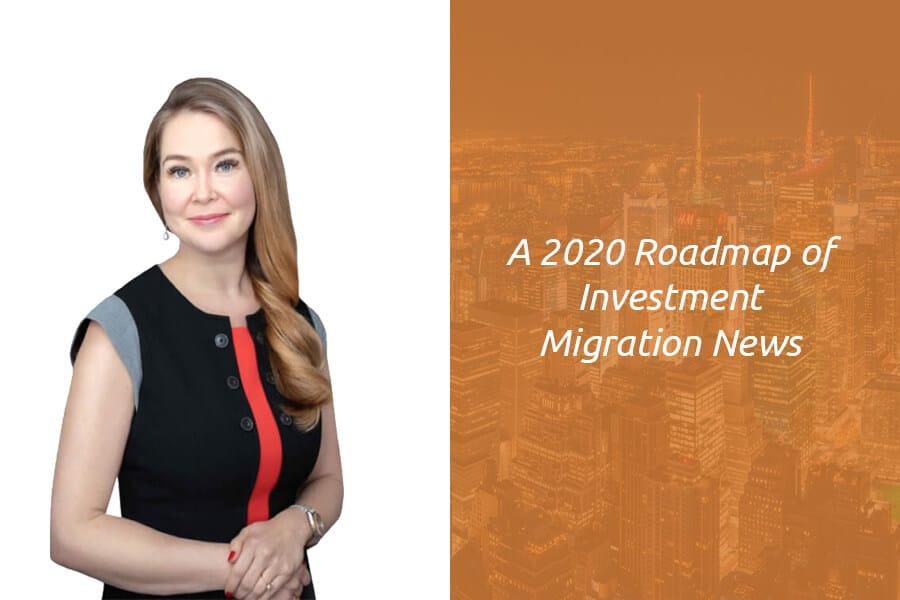 Polina Revzina - 2020 Roadmap of Investment Migration