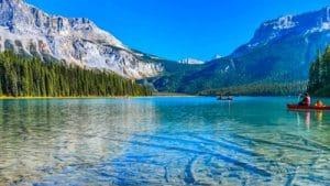 Permanent Residency Canada Emerald Lake