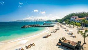 Grenada Citizenship by Investment Beach