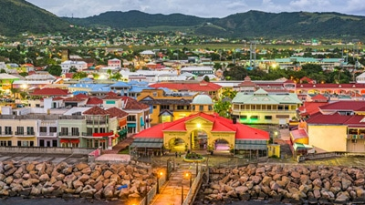 St. Kitts and Nevis Introduction Image